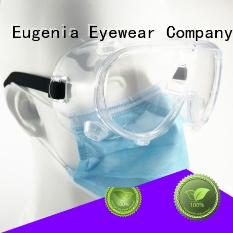 Eugenia work safety goggles augmented free sample