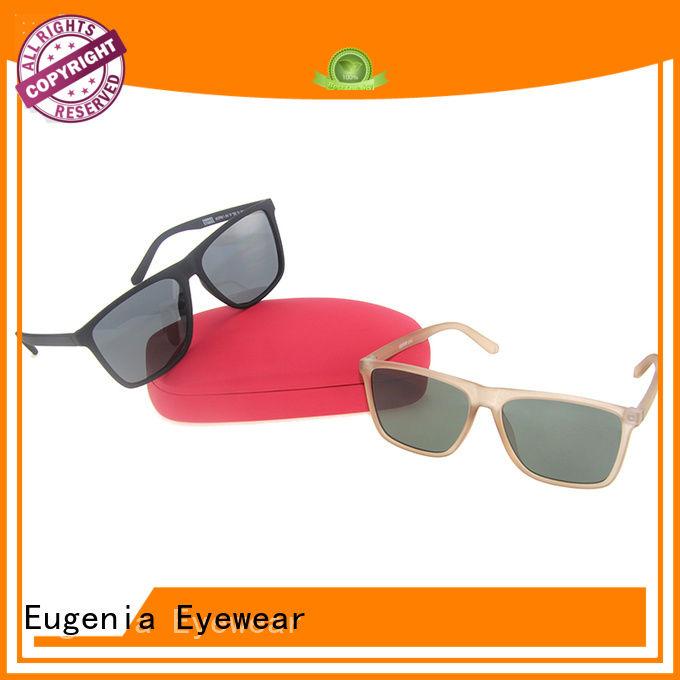 Eugenia value-added square sunglasses custom factory direct