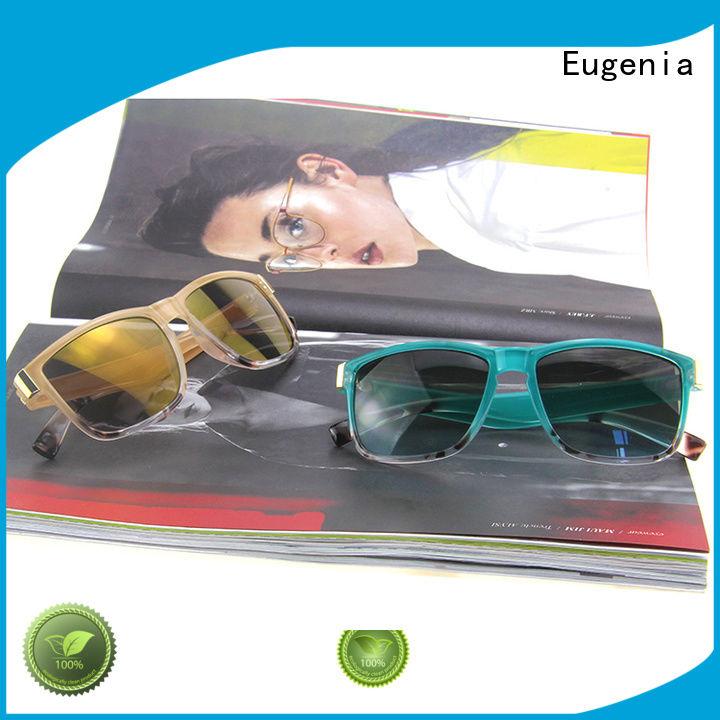Eugenia square type sunglasses wholesale factory direct
