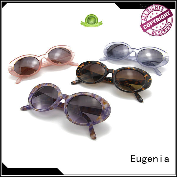 stainless steel best round sunglasses free sample best factory price
